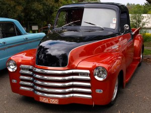 1950 Chevy Pickup Truck   There are a couple of these Chev