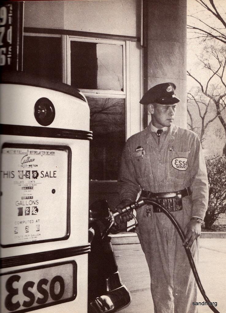 Vintage Gas Stations Missouri