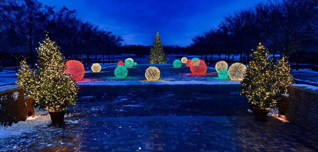 Christmas Lights Chicago