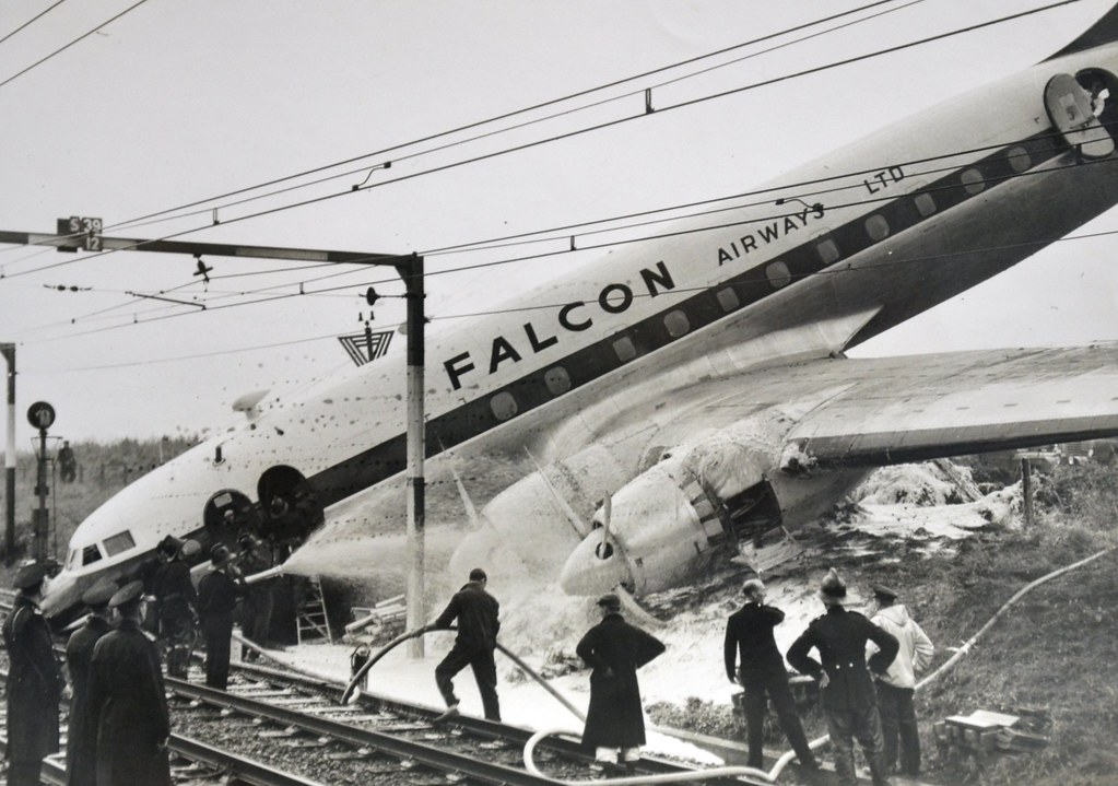 World Airways Crash 1960