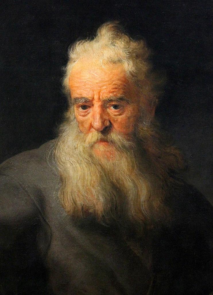 Rembrandt Apostle Paul