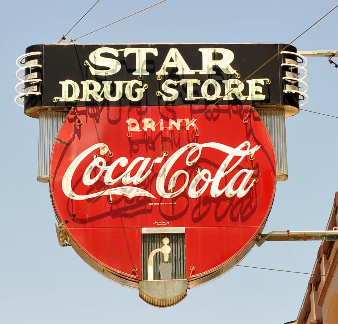 Star Drug Store - 510 23rd Street, Galveston, Texas U.S.A. - August 17, 2013
