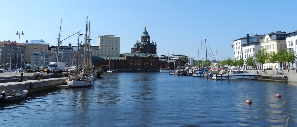 Helsinki Marítima Finlandia Puerto Deportivo 10