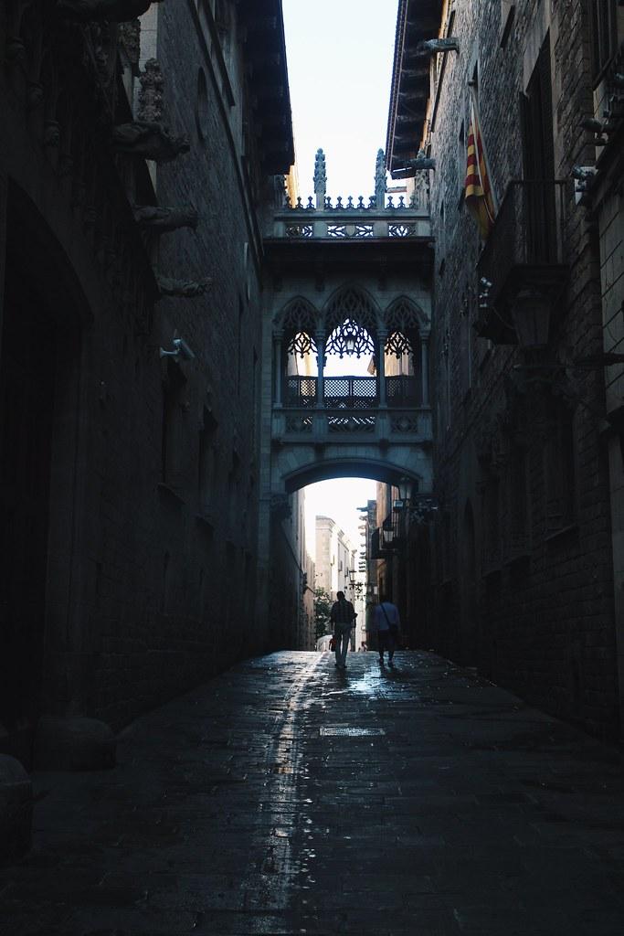 A Photo Diary of Barcelona