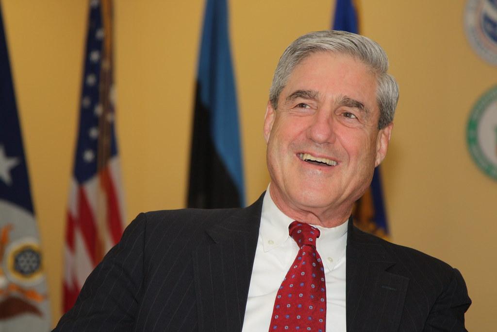 FBI Director Robert Mueller Visit To Tallinn February 14