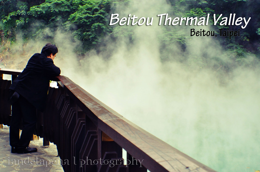 Hot Springs Of Beitou