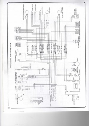 Yamaha DT50 wiring diagram | Chris Wheal | Flickr