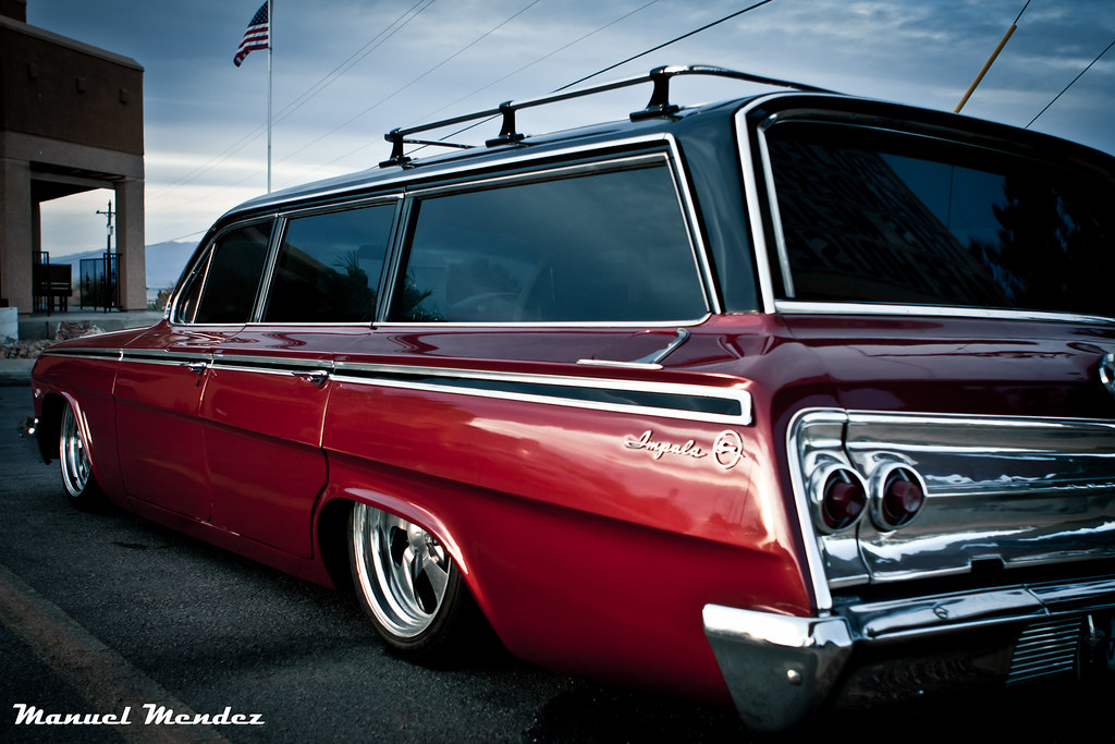64 Chevy Impala Station Wagon