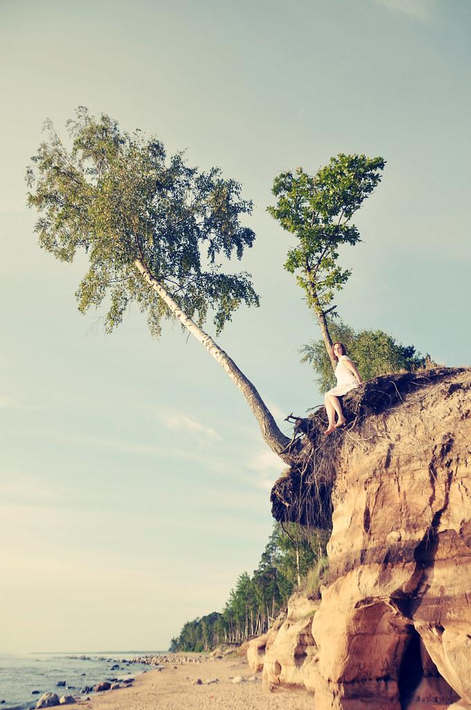 Tas kalna kaps un tales meros un jaunas dzives krastus veros 05.08.2012