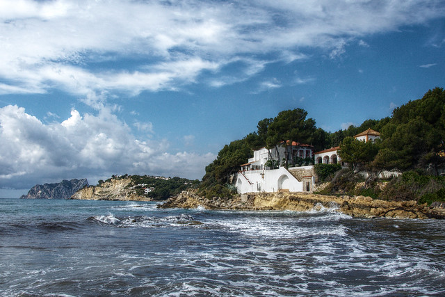 Take in the sights of the Costa Blanca