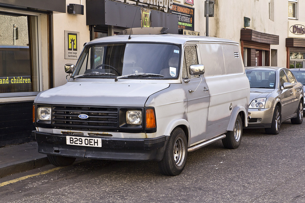 1984 Ford Transit 100 How Great Is This Even Though It