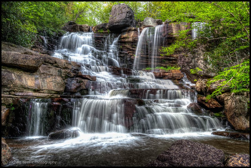 Pendleton Falls Pendleton Falls Blackwater Falls State