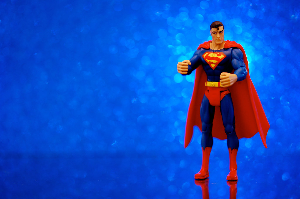 Infinite Superman A 3 34 Inch Superman Figure From The
