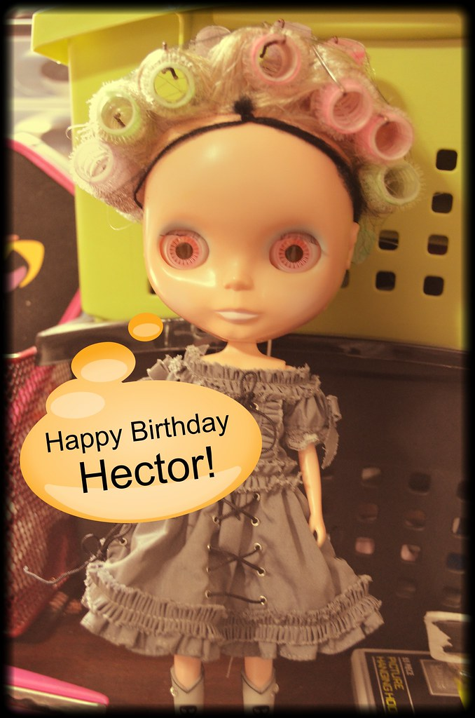 Happy Birthday Hector Rut Is Really Wishing You Were