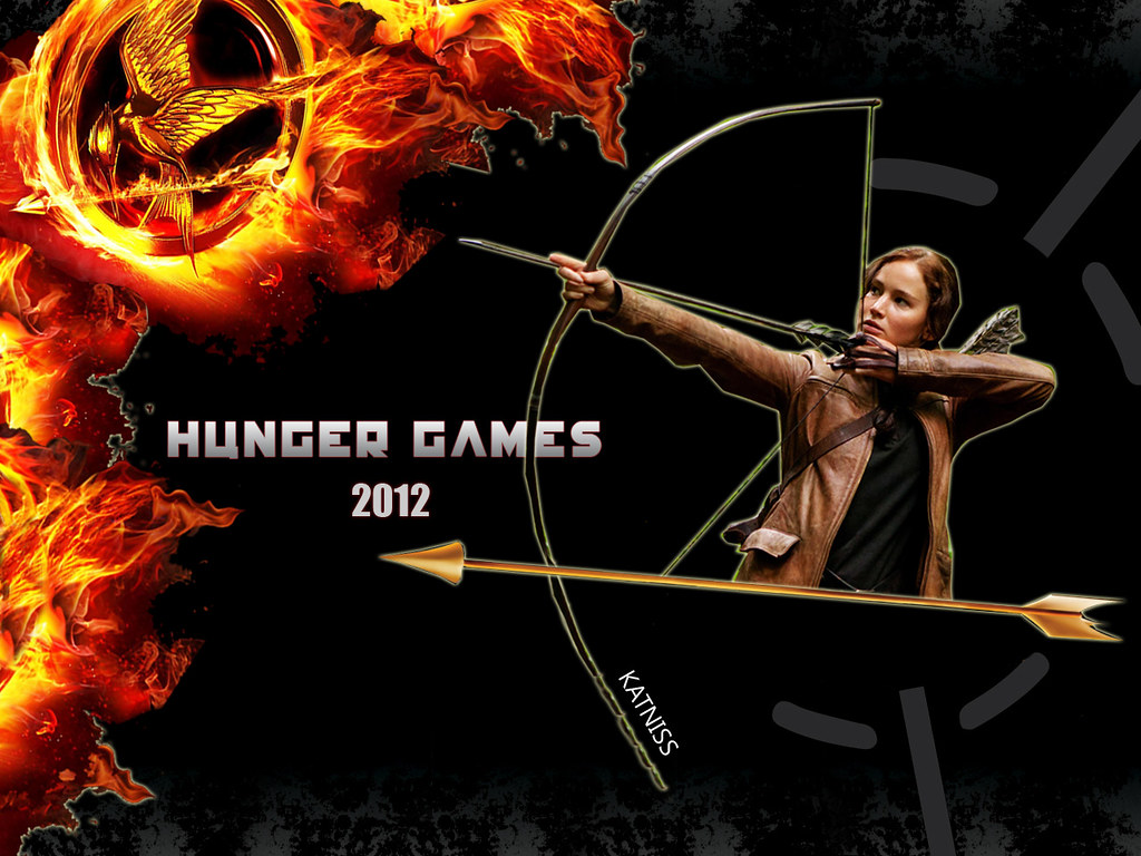 My Hunger Games Photoshop Creation