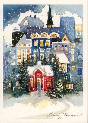 White House Christmas Card 2012