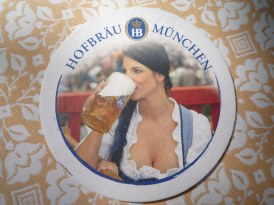 A large double serving at Hofbräuhaus München