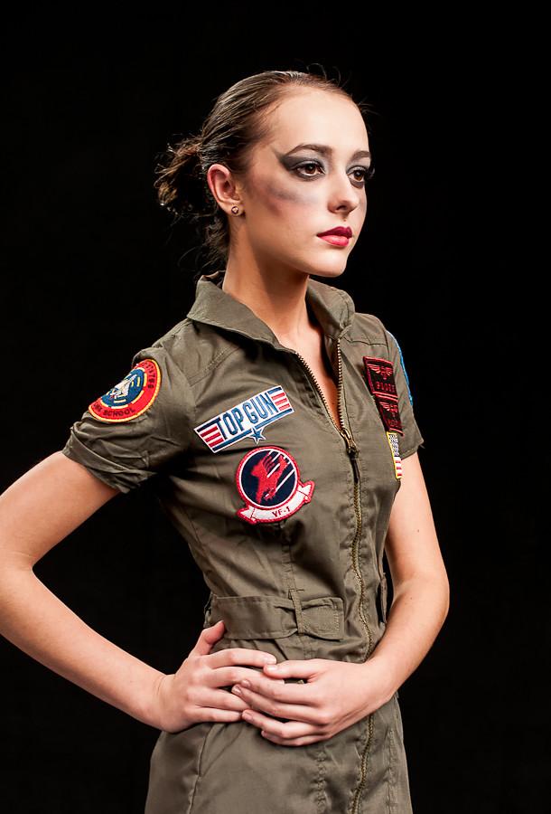 Top Gun Girl Iv Taken At Exposure Show Fall Toronto 2012