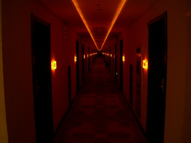 Image result for creepy hotel