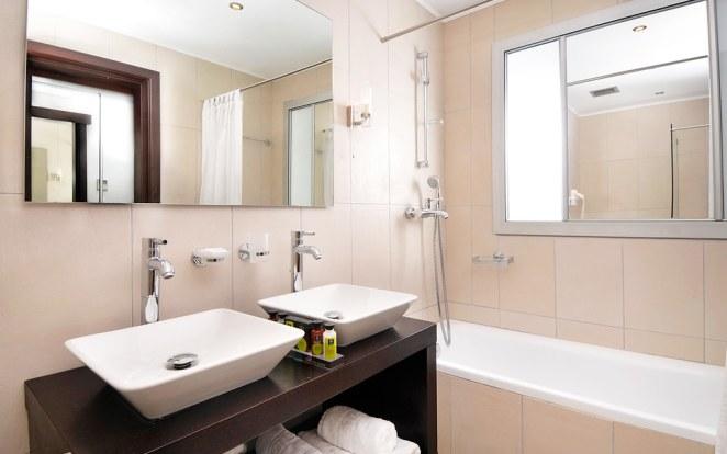 Image result for The Kassandra Bay Hotel Interconnecting Family Room bathroom flickr