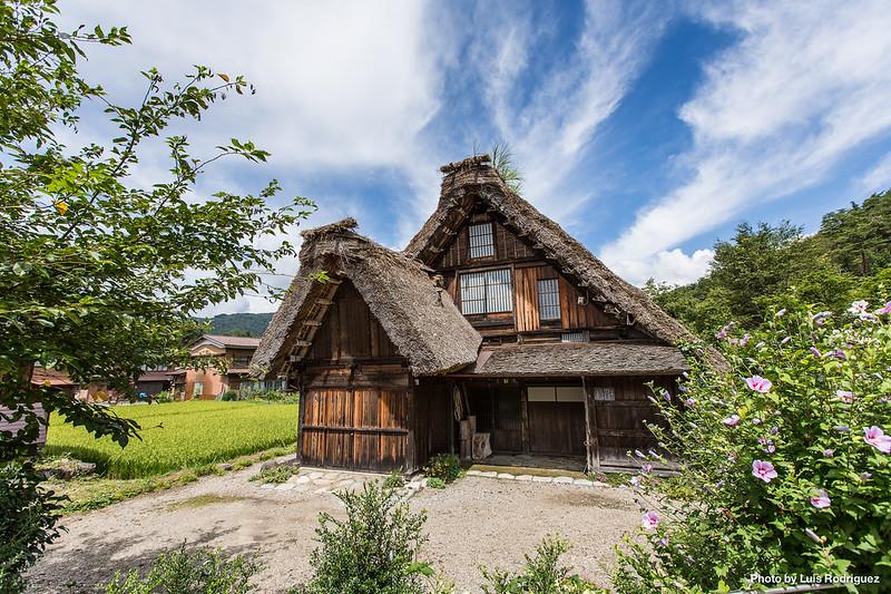 Shirakawa-go, para un itinerario básico por Japón