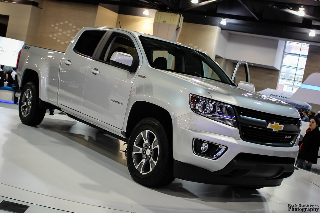 2015 Chevrolet Colorado Z71 IMG2872 Rich Blackburn