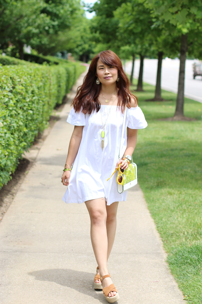 cotton-off-shoulder-white-dress-crossbody-bag-3
