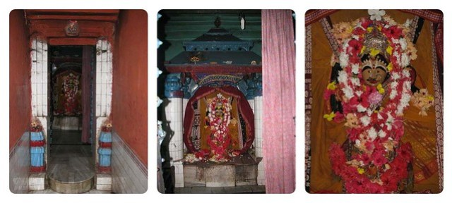 Bali Harachandi Puri- Temple of Goddess Durga