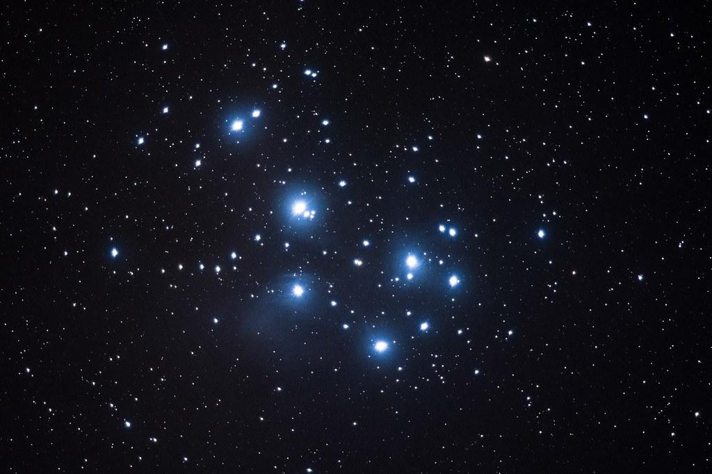 Pleiades Star Cluster M44 M45 February 2015 The Plei Flickr