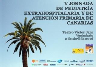 V Jornada Canaria de Pediatría Extrahospitalaria y de Atención Primaria de Canarias 2016