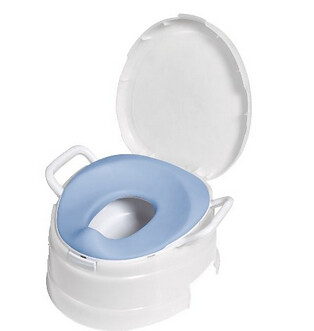 Not sure what to buy for potty training? Here's a great list of potty training essentials that will make learning to use the potty a lot easier!