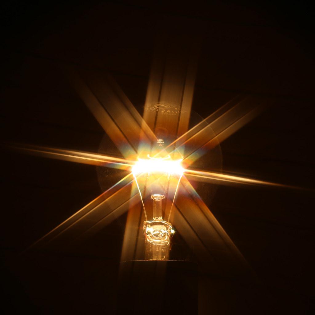 Camera Light Bulb