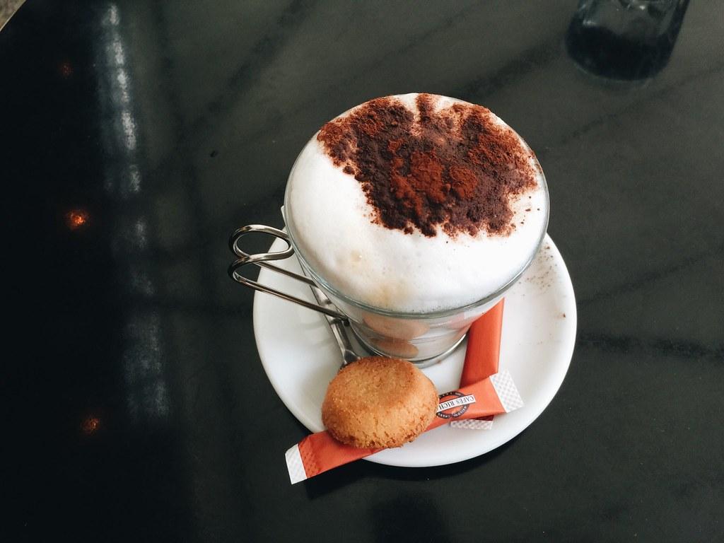 cappuccino paris