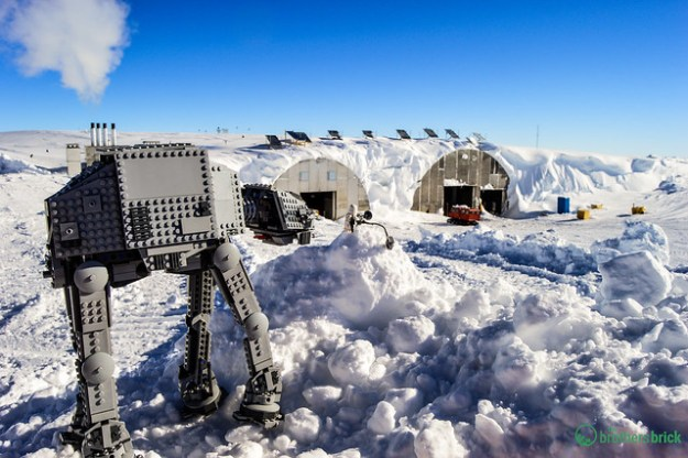 Hoth recreated