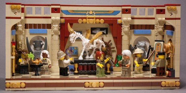 LEGO Adventurers' Club