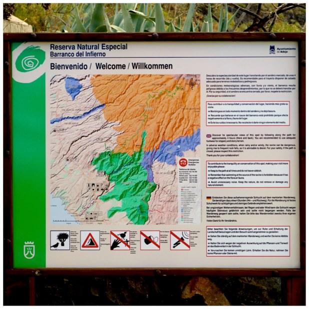 Reserva Natural Barranco del Infierno