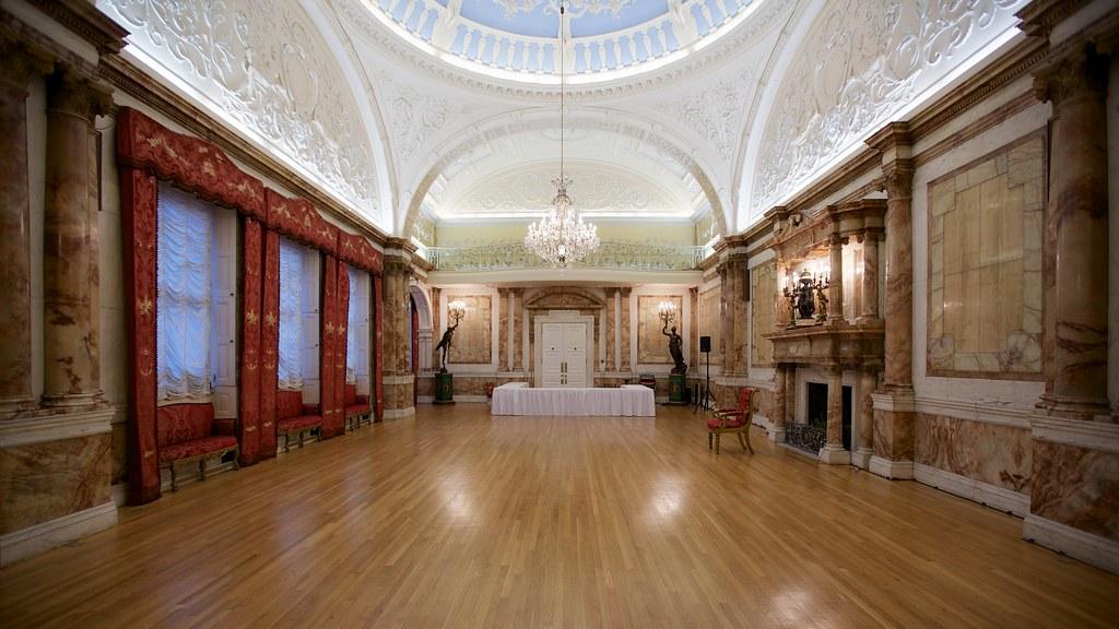 Ballroom Iveagh House Dublin 13 Www