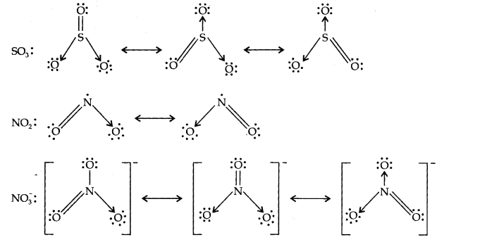 chemical bonding and molecular structure ncert solutions