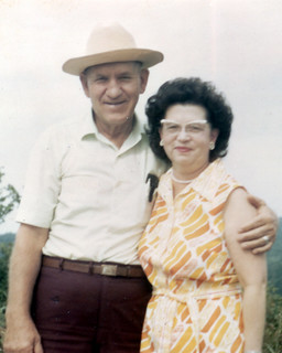 Roy & Nora Slusher