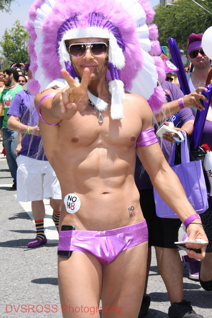 West Hollywood Pride Parade