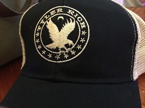 New Tyler Rich hat