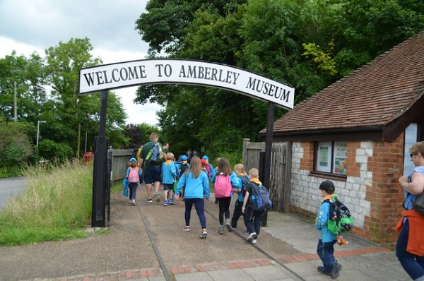 Amberley Beaver Explore Day 2 July 2016