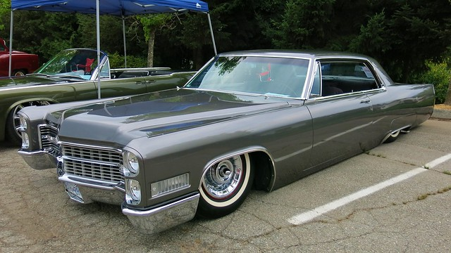 1966 Cadillac Coupe De Ville Flickr Photo Sharing