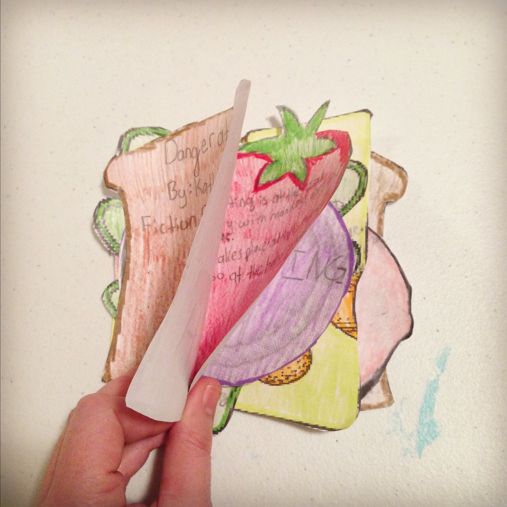 Sandwich Book Report