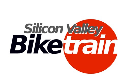 Silicon Valley bike Train