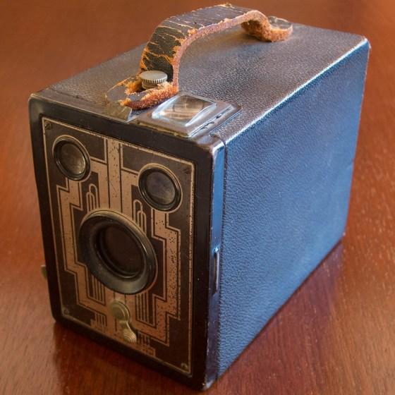 Kodak Six-20 Brownie