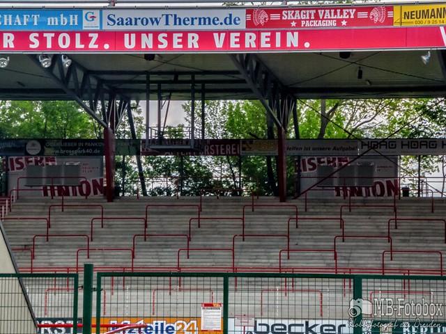 """Stadion """"Alte Försterei"""""""