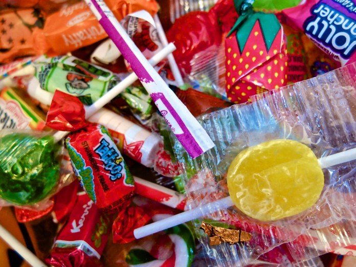 REMINDER: Halloween Candy Clearance Starts Today!
