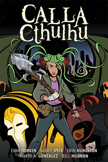 29910759321_f6a1cfb955_n Evan Dorkin and Sarah Dyer's CALLA CTHULHU to be rereleased by Dark Horse