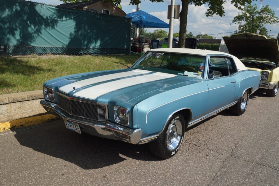 1971 chevrolet cars » 1971 Chevrolet Monte Carlo   Click here for more car picture      Flickr